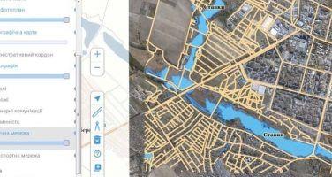 Уряд схвалив законопроект про Національну інфраструктуру геопросторових даних