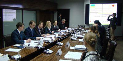 У Держгеокадастрі відбулася нарада щодо прогресу у реалізації проекту зі створення Національної інфраструктури геопросторових даних