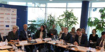 Держгеокадастр презентував Моніторинг земельних відносин в Україні за 2015-2017 роки