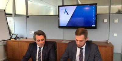Держгеокадастр підписав спільний план дій з Нідерландським агентством з питань...