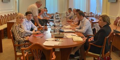У Комітеті ВРУ з питань організації державної влади, місцевого самоврядування,...