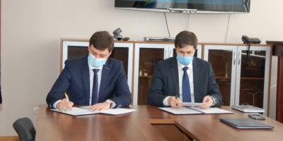 Держгеокадастр підписав Меморандум з Державним космічним агентством України