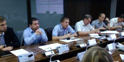 Відбулося засідання технічної робочої групи за участю Представників місії...